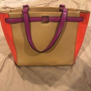 Multi Color Kate Spade purse